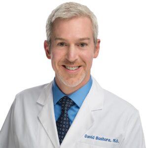Dr. David Bushore - DRI investigator